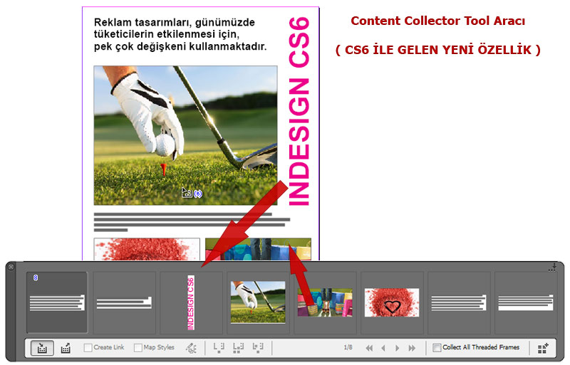 Content Collector Tool