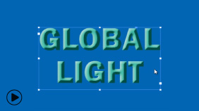 Global Light Ayarları