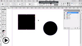 Indesign da Layers Kullanımı